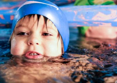 Gdańsk Osowa - zabawa i nauka pływania dla dzieci