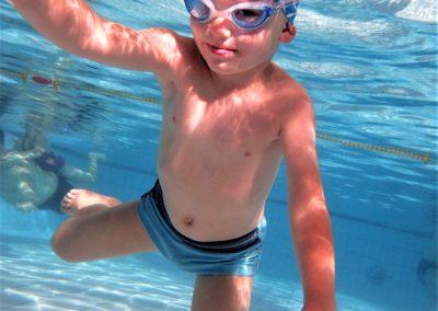 Nauka pływania dla dzieci i młodzieży